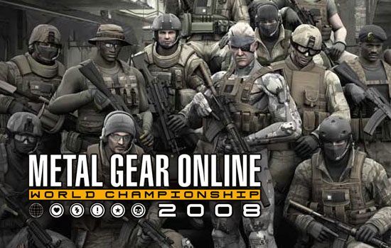 Metal Gear Online Wallpaper of The Metal Gear Online