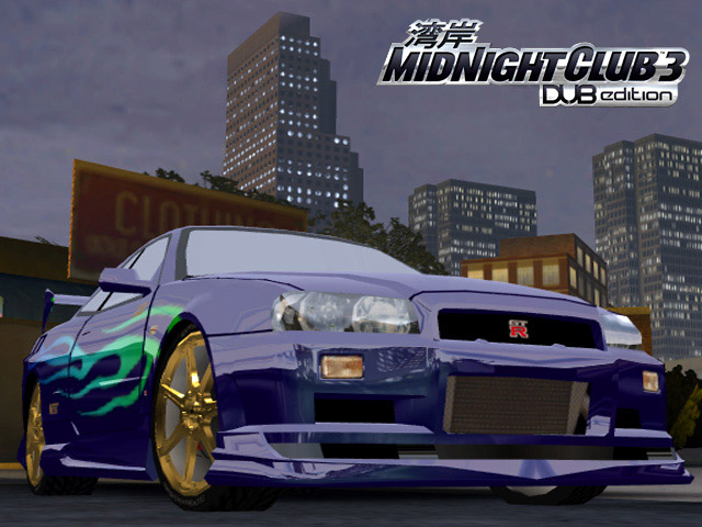 Game Addiction Midnight Club 3 Dub Edition Remix