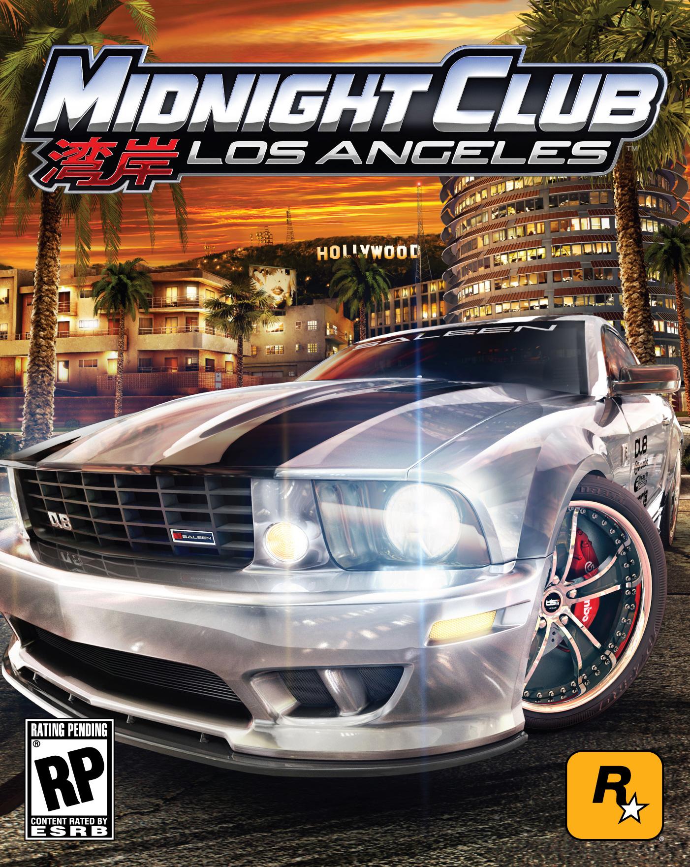 Midnight Club Garage - Midnight club los angeles map expansion